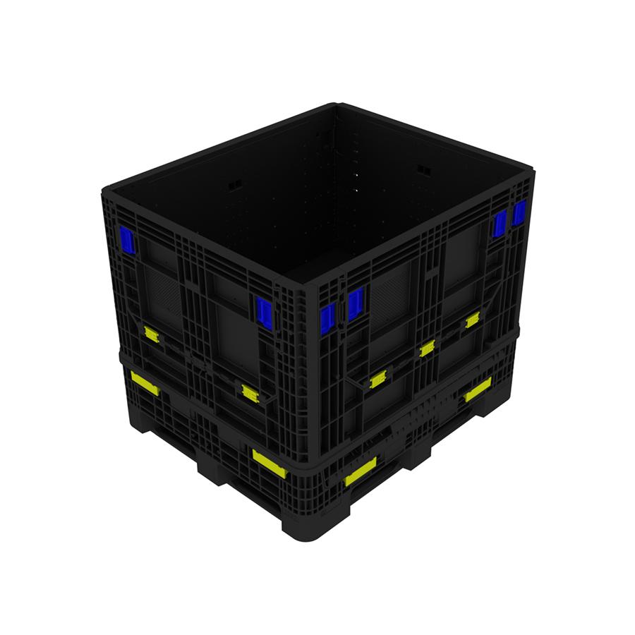 HDB1012 - Mehrweg Container aus Kunststoff für Anwendungen in Industrie und Automotive