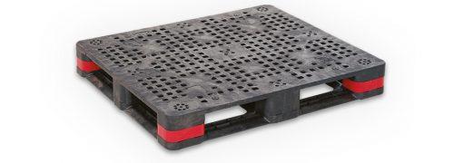 Returnable plastic pallets