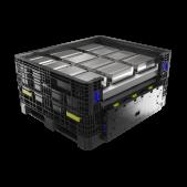 ORBIS IonPak für den Transport von Lithium-Ionen-Batterien und Gefahrgut