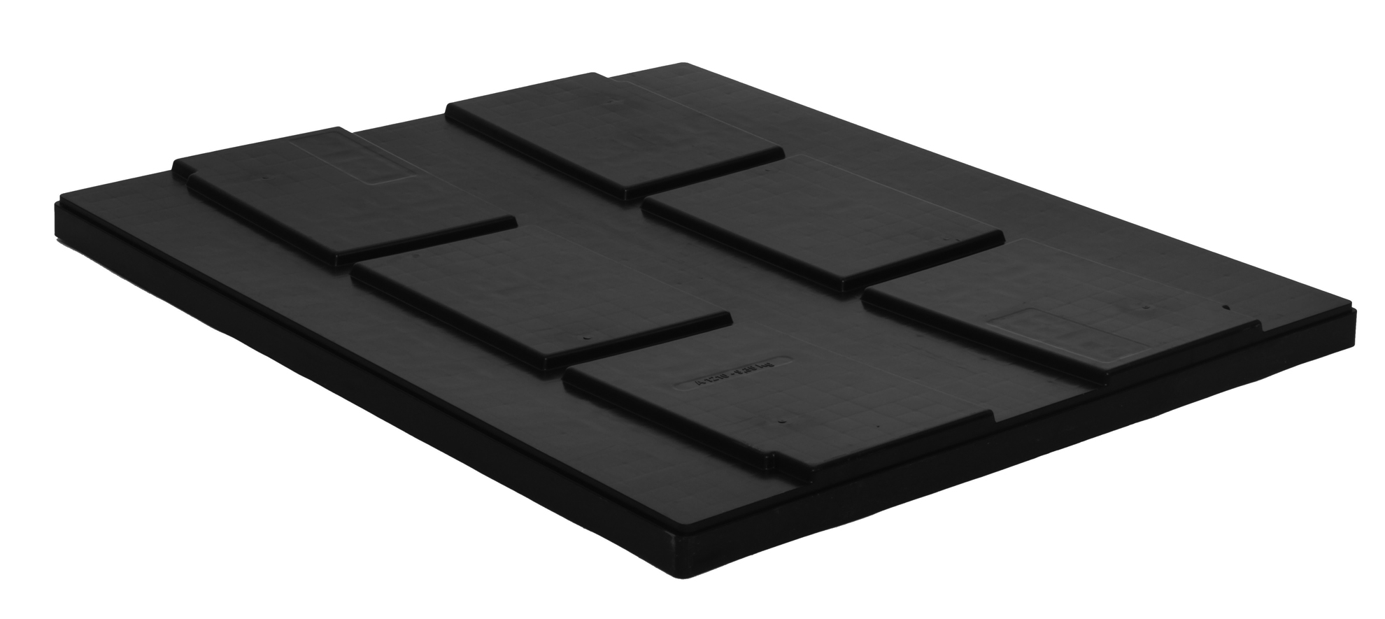 esd-safe covers and lids for klts