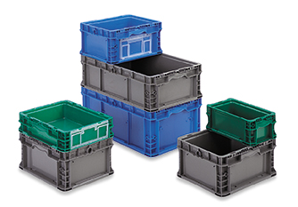 ORBIS Europe History: Reusable Transport Packaging and Plastic Totes