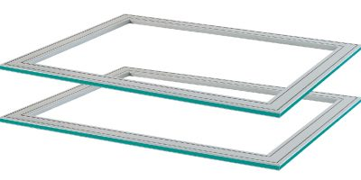 Top Frames for Reusable Plastic Pallets