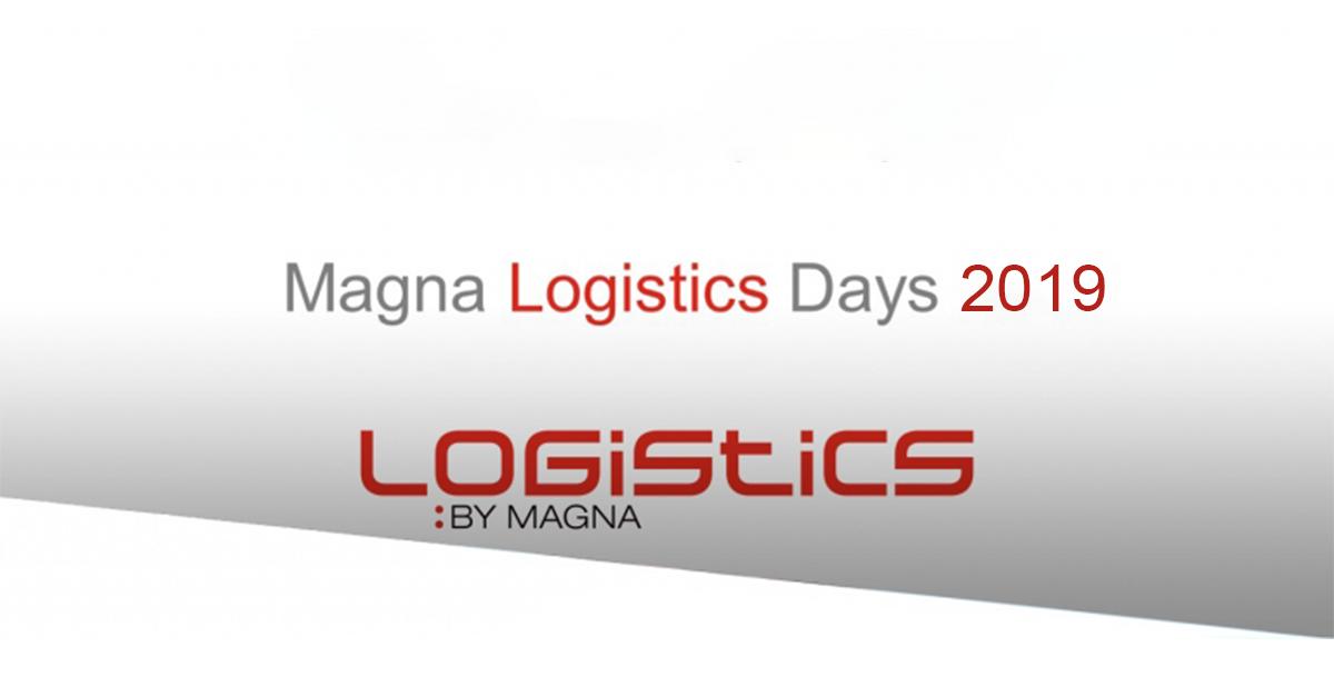 MAGNA Logistics Days 2019