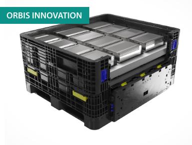 ORBIS IonPak Gefahrgutbehälter