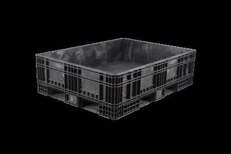 XXL Boxen aus Kunststoff Großvolumenbehälter mit starren Wänden