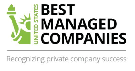 Menasha als eines der bestgeführten Unternehmen ausgezeichnet